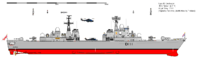 Type 43 Destroyer