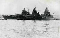 New Mexico-class battleships