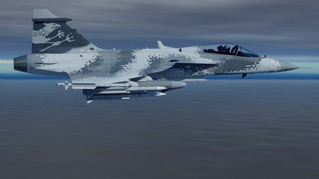 Saab JAS 39 Gripen   Against All Odds Wiki   FANDOM powered