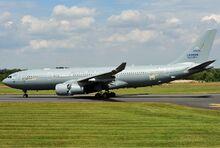 Royal Air Force Airbus A330MRTT Bidini