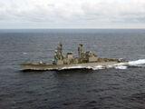 Vigilant class destroyer