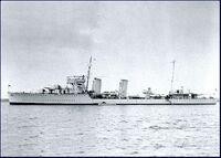HMCS Saguenay (D79)