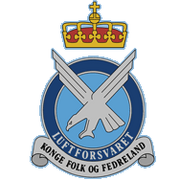 Luftforsvaret ny logo