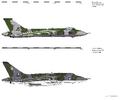 Avro Vulcan (B.2 - B.3 Comparison).png
