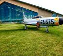 Burbank AF F-94/50