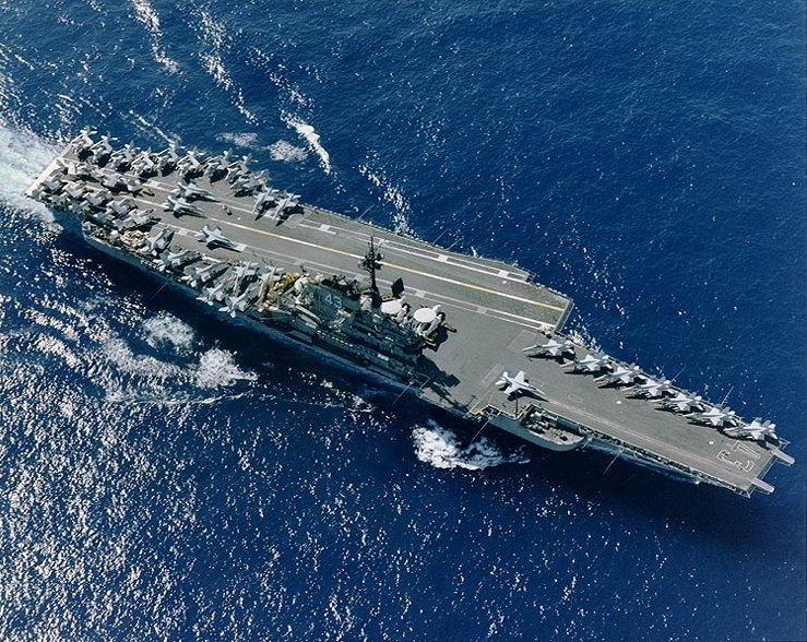 freedom class aircraft carrier