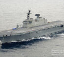 Dokdo class amphibious assault ship