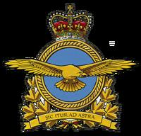 Royal Canadian Air Force Badge