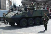 Irish Army Mowag Piranha