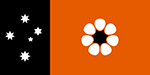 Northern Territory Flag Small