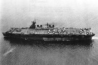 USS Independence CVL-22