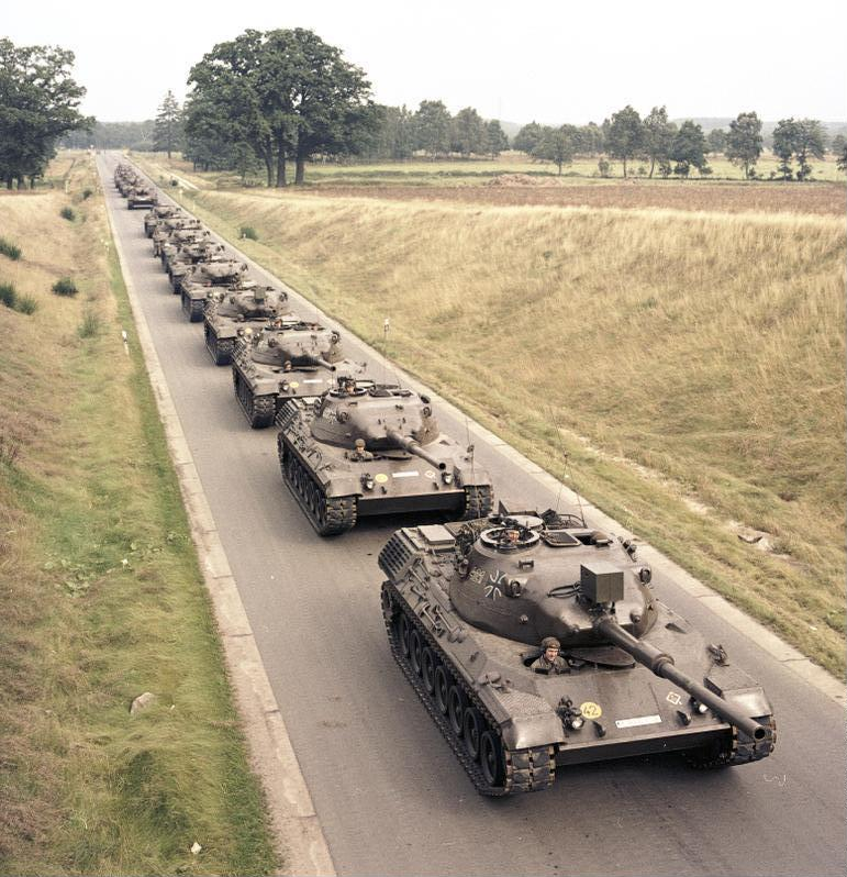 Leopard 1 | Against All Odds Wiki | FANDOM powered by Wikia