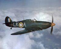 Hurricane Mk.IIC 87 Squadron RAF