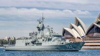 HMAS Arrunta (FM A157)