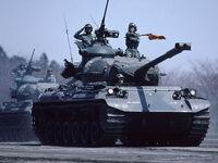 Type 61 tank
