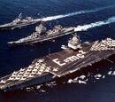 Yorktown class aircraft carrier (1961)