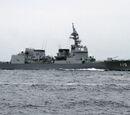 Akizuki class destroyer (2012)