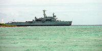 HMS Fearless (L10) 2001
