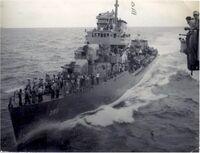 APNS Gridley (DD-380)
