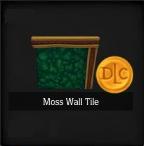 Moss Wall Tile