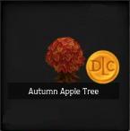 Autumn Apple Tree