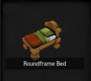 Roundframe Bed