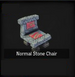 Normal Stone Chair