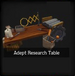 Adept Research Table
