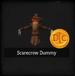 Scarecrow Dummy