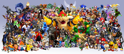 All-video-game-characters