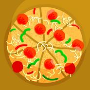 Pizza hi