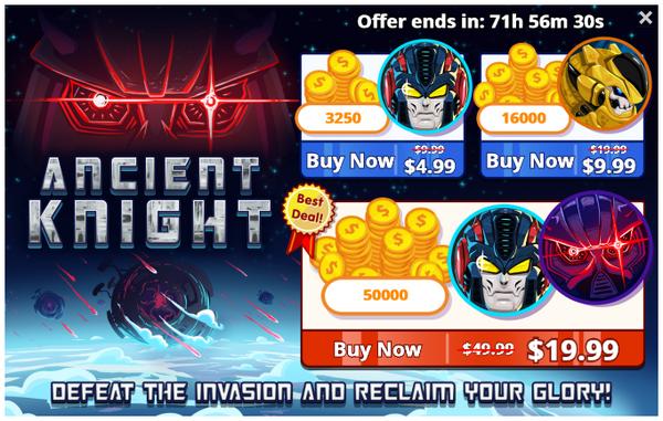 Mechanos-ancient-knight-offer