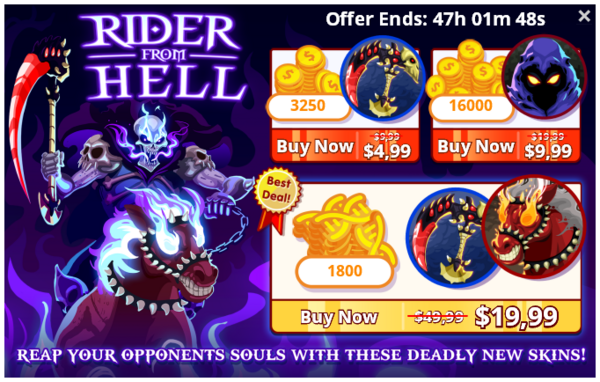 Rider-from-hell-offer