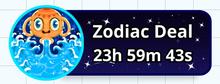 Aquarius-zodiac-deal-button