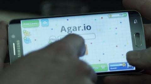 Agar.io In House Of Cards