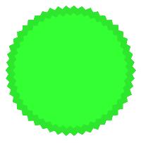 Vírus (verde)