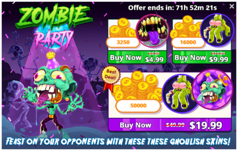 Zombie-party-offer