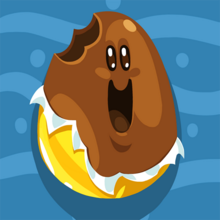 Choco egg