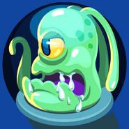 Slime-face