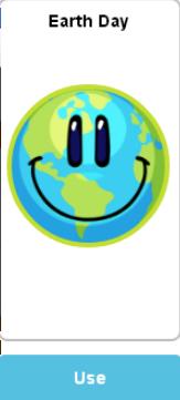 Earth daz use
