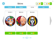 Anime-iv-skins-shop