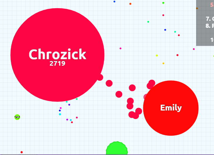 agario modded games