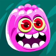Food Jelly Face