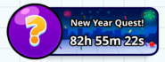 New Year Quest! Button (HQ)