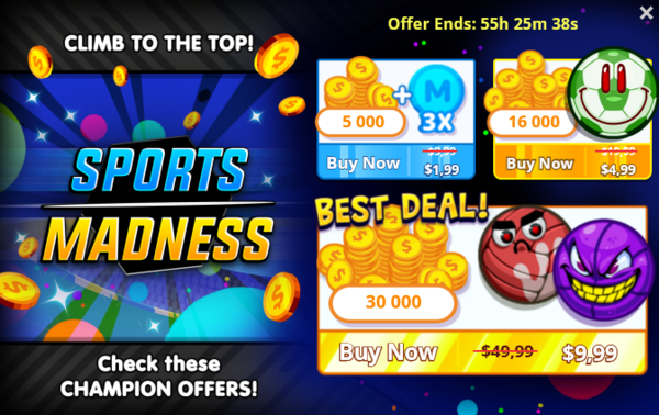 Sports-madness-offer