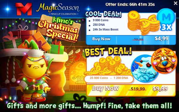 Minos-christmas-special-offer