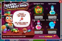 Freakin-sweet-shop-sugarrush-treasures-event-june-2020