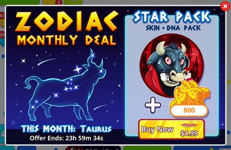 Zodiac-monthly-deal-taurus