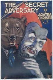 Secret Adversary First Edition Cover 1922