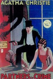 Partners in Crime First Edition Cover 1929